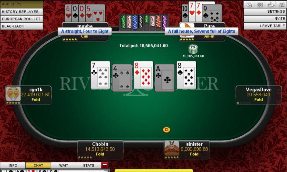 photo 2017 06 14 20 20 06 1000x600 ثبت نام در پوکر آنلاین پولی River poker