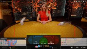روش بازی آنلاین باکارات (Baccarat)