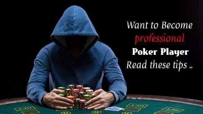 چگونه در بازی پوکر حرفه ای شویم