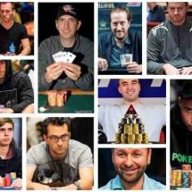 بهترین بازیکنان پوکر تا سال ۲۰۲۰