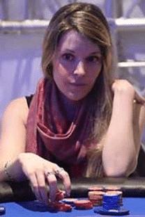پوکر باز معروف زن جهان
