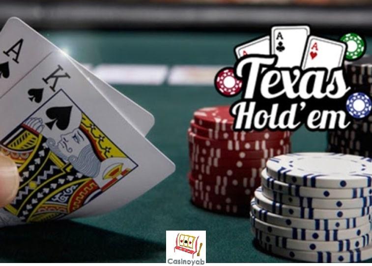 استراتژی پوکر تگزاس هولدم
