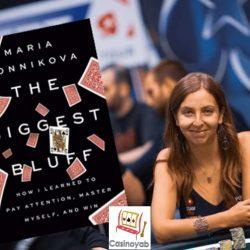 معرفی کتاب بزرگترین بلوف اثر ماریا کونیکوا