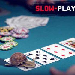 آیا میتوانیم در بازی پوکر اسلو-پلی کنیم؟